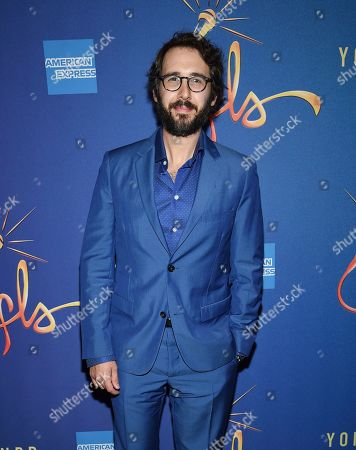 "Josh Groban attends ""Freestyle Love Supreme"" Broadway opening night at the Booth Theatre, in New York"