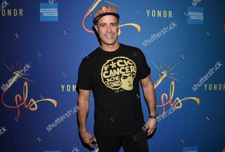 """Stock Image of Richard Colon. Richard """"Crazy Legs"""" Colon attends """"Freestyle Love Supreme"""" Broadway opening night at the Booth Theatre, in New York"""