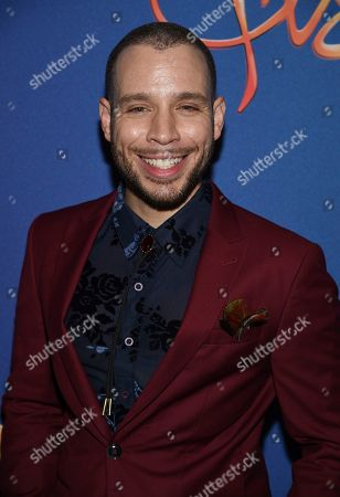 "Editorial image of ""Freestyle Love Supreme"" Broadway Opening Night, New York, USA - 02 Oct 2019"