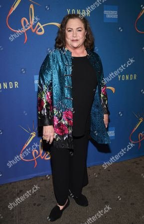 """Kathleen Turner attends """"Freestyle Love Supreme"""" Broadway opening night at the Booth Theatre, in New York"""