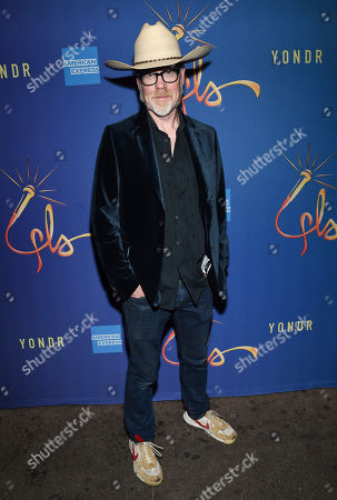 "Adam Savage attends ""Freestyle Love Supreme"" Broadway opening night at the Booth Theatre, in New York"