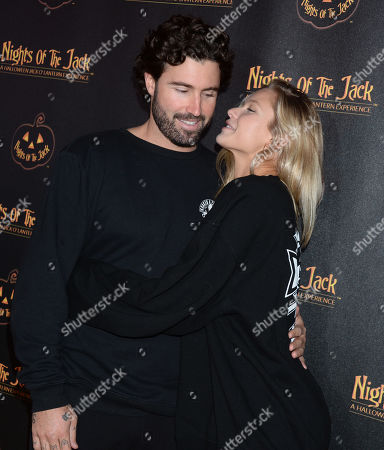 Brody Jenner and girlfriend Josie Marie Canseco