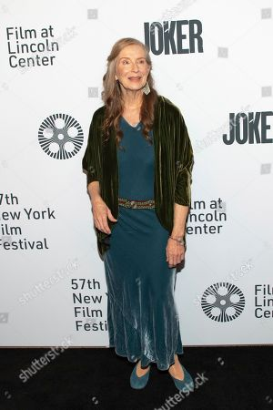 """Frances Conroy attends the """"Joker"""" premiere at Alice Tully Hall during the 57th New York Film Festival, in New York"""