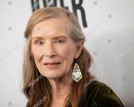 """Stock Picture of Frances Conroy attends the """"Joker"""" premiere at Alice Tully Hall during the 57th New York Film Festival, in New York"""