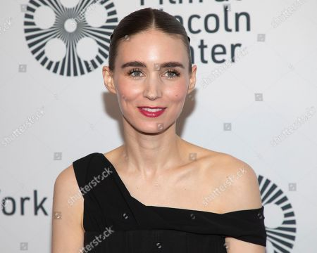 """Rooney Mara attends the """"Joker"""" premiere at Alice Tully Hall during the 57th New York Film Festival, in New York"""
