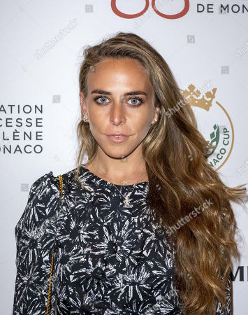 Editorial picture of 'Princess of Monaco Cup' Draw for Teams at Monaco Yacht Club - 02 Oct 2019