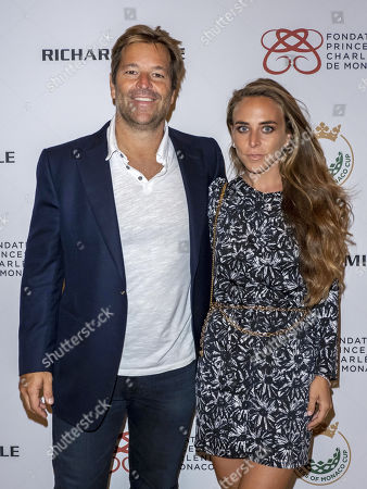 Editorial photo of 'Princess of Monaco Cup' Draw for Teams at Monaco Yacht Club - 02 Oct 2019