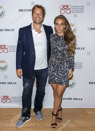 Stock Picture of Chloe Green and guest