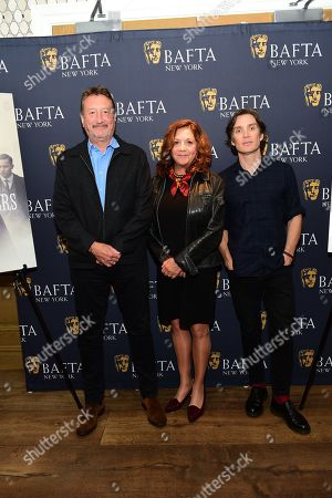 Editorial photo of Exclusive - 'Peaky Blinders' BAFTA TV Show screening, Q&A, New York, USA - 02 Oct 2019