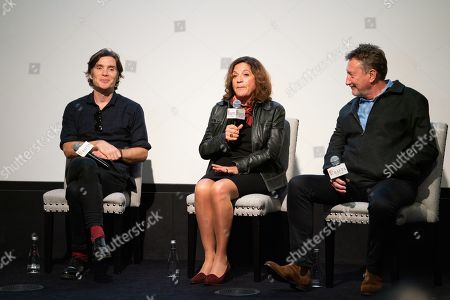 Editorial picture of Exclusive - 'Peaky Blinders' BAFTA TV Show screening, Q&A, New York, USA - 02 Oct 2019