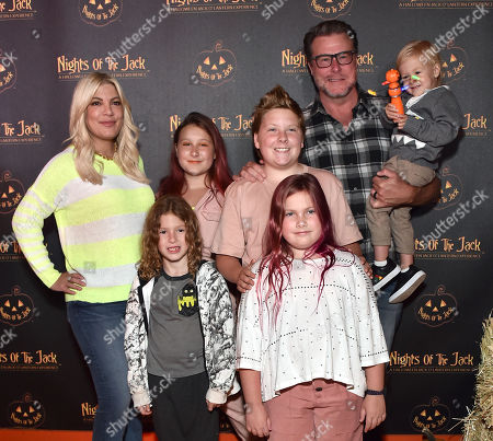Editorial picture of 'Nights Of The Jack's' Friends & Family VIP Preview Night, Arrivals, King Gillette Ranch, Los Angeles, USA - 02 Oct 2019