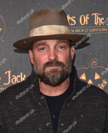 Editorial photo of 'Nights Of The Jack's' Friends & Family VIP Preview Night, Arrivals, King Gillette Ranch, Los Angeles, USA - 02 Oct 2019