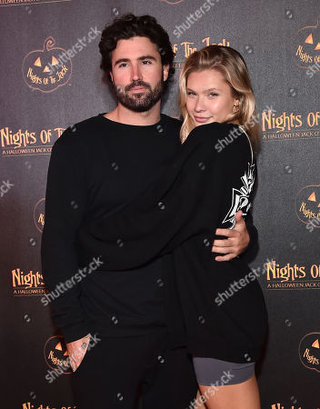 Brody Jenner and Josie Marie Canseco
