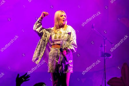 Stock Picture of Julia Michaels