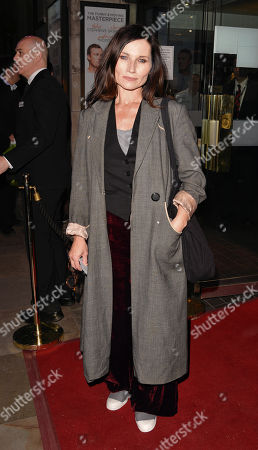 Editorial image of 'A Day in the Death of Joe Egg' play press night, Arrivals, London, UK - 02 Oct 2019
