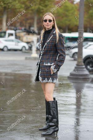 Stock Photo of Pernille Teisbaek