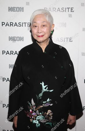 Editorial photo of 'Parasite' Premiere, Arrivals, Los Angeles, USA - 02 Oct 2019