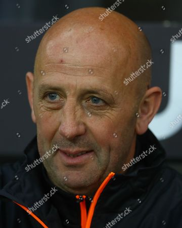 Rangers assistant manager Gary McAllister