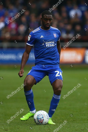 Stock Picture of Ipswich?s Kane Vincent-Young