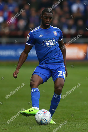 Stock Photo of Ipswich?s Kane Vincent-Young