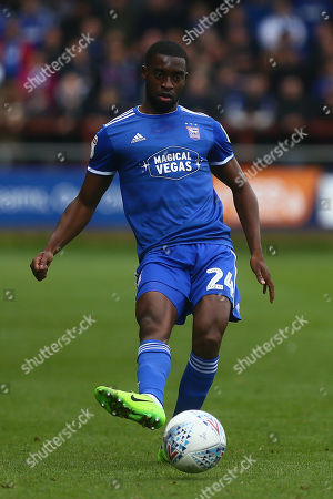 Ipswich?s Kane Vincent-Young