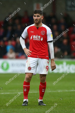 Ched Evans of Fleetwood