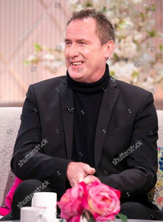 Editorial image of 'Lorraine' TV show, London, UK - 03 Oct 2019
