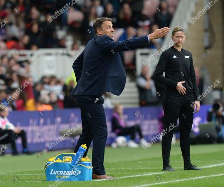 Phil Neville manager of England Women