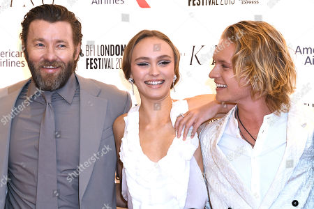 Editorial photo of 'The King' premiere, BFI London Film Festival, UK - 03 Oct 2019