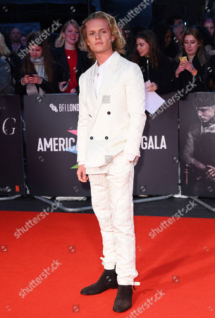 Editorial picture of 'The King' premiere, BFI London Film Festival, UK - 03 Oct 2019