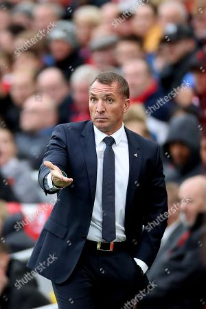 Editorial picture of Liverpool v Leicester City, Premier League, Football, Anfield, Liverpool, UK - 05 Oct 2019