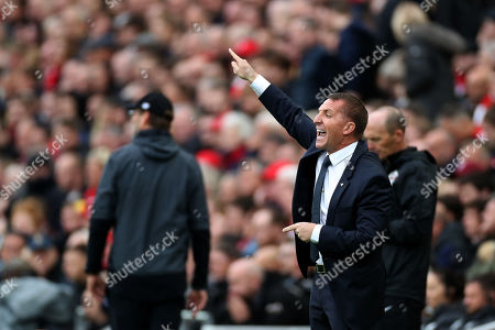 Editorial image of Liverpool v Leicester City, Premier League, Football, Anfield, Liverpool, UK - 05 Oct 2019