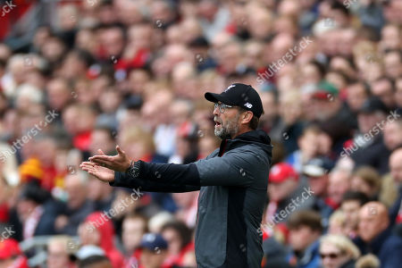 Reaction from Liverpool Manager Jurgen Klopp