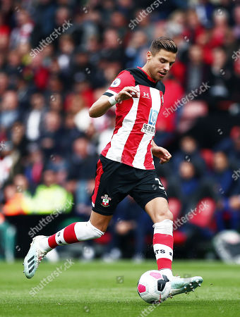 Jan Bednarek of Southampton.