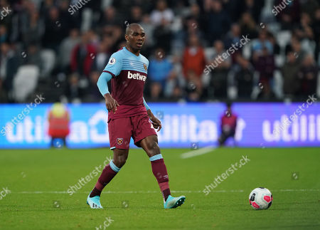 Stock Image of Angelo Ogbonna of West Ham