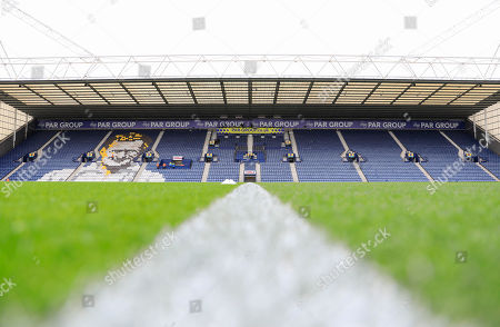 5th October 2019, Deepdale, Preston, England; Sky Bet Championship, Preston North End v Barnsley : The Sir Tom Finney stand inside the Deepdale stadium Credit: Conor Molloy/News Images