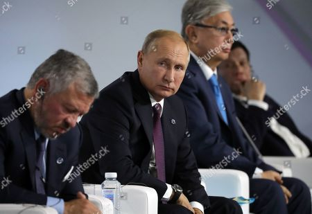 Editorial image of Valdai International Discussion Club meeting in Sochi, Russian Federation - 03 Oct 2019