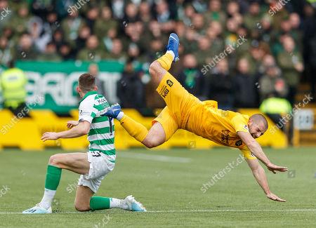 Editorial photo of Livingston v Glasgow Celtic, Ladbrokes Scottish Premiership, Football, Almondvale Stadium, Scotland, UK - 06 Oct 2019