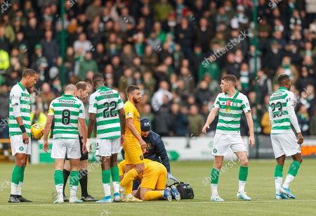 Editorial picture of Livingston v Glasgow Celtic, Ladbrokes Scottish Premiership, Football, Almondvale Stadium, Scotland, UK - 06 Oct 2019