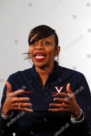 Editorial photo of ACC Media Day Women's Basketball, Charlotte, USA - 03 Oct 2019