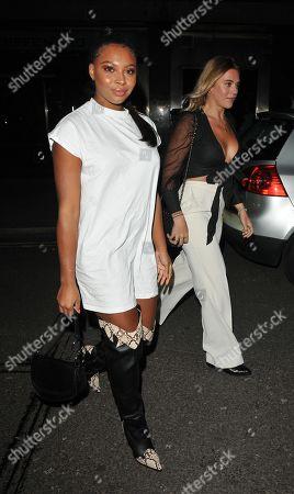 Samira Mighty and Laura Crane
