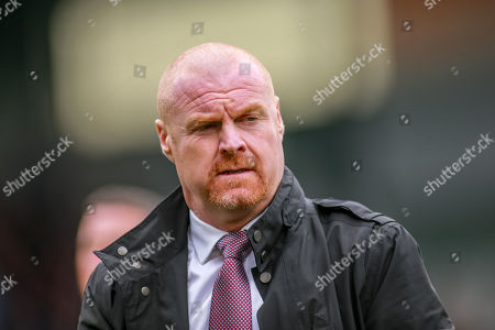 5th October 2019, Turf Moor, Burnley, England; Premier League, Burnley v Everton :Sean Dyche manager of Burnley before the game 