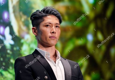 Miyavi attends the red carpet event of the movie 'Maleficent: Mistress of Evil' in Tokyo, Japan, 03 October 2019. The movie opens in Japanese cinemas on 18 October 2019.