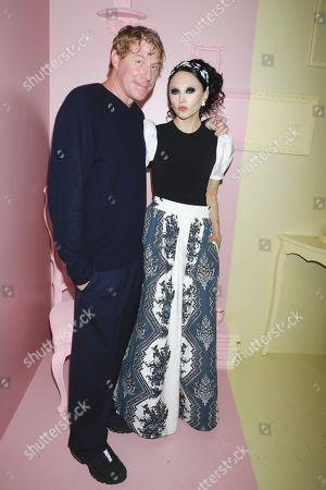 Eric Eisner and Stacey Bendet