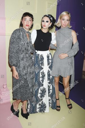 Mia Moretti, Stacey Bendet and Margot