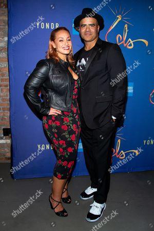 Veronica Jackson and Christopher Jackson