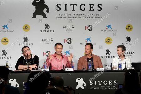 Editorial image of 52nd Sitges Fantastic Film Festival, Barcelona, Spain - 03 Oct 2019