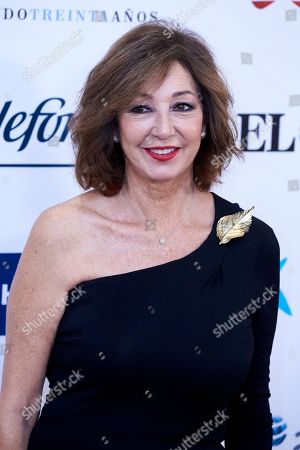 Stock Photo of Ana Rosa Quintana