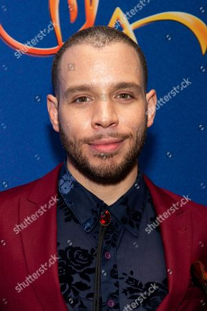 Editorial picture of 'Freestyle Love Supreme' Broadway Play Opening, Arrivals, Booth Theater, New York, USA - 02 Oct 2019