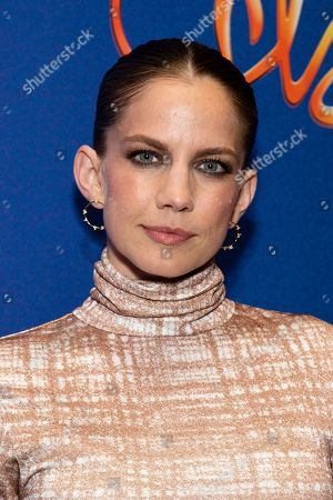 Stock Picture of Anna Chlumsky